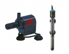 Heaters & Water Pumps